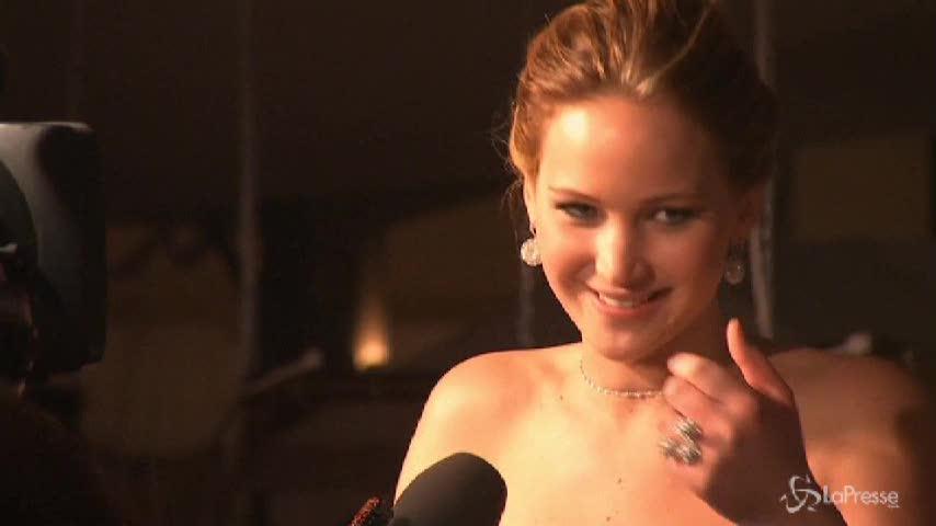 "Jennifer Lawrence: ""In un uomo cerco la coerenza"""