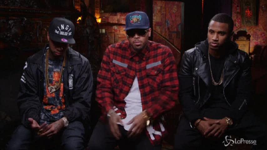 Dopo il carcere Chris Brown torna in tour