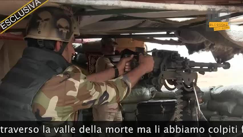 Diario dall'Iraq 4- In prima linea nella battaglia di Tikrit