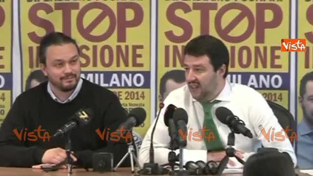 "Regionali, Salvini: ""Dall'affluenza un segnale negativo"""