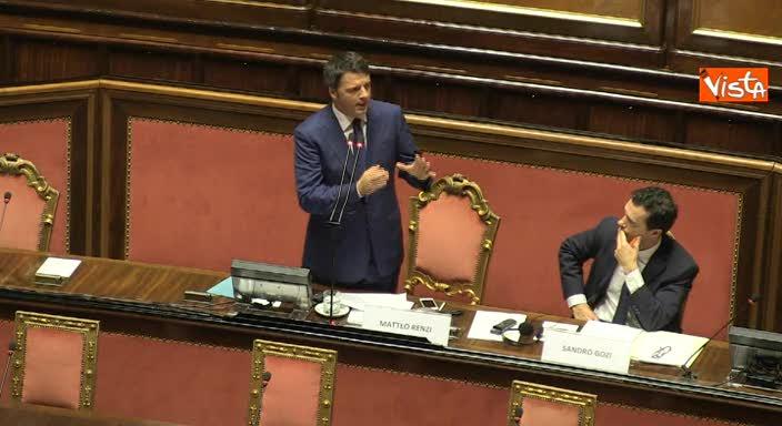 """Renzi: """"Affrontare  il problema xenofobia"""""""
