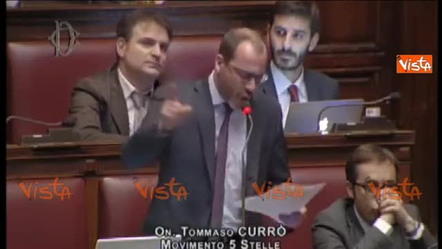 """Currò volta le spalle a Grillo: """"Lascio il M5S"""""""