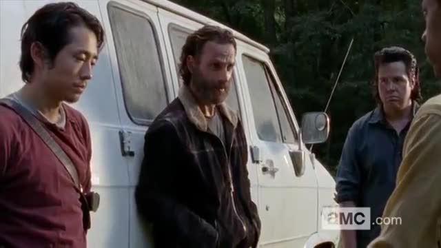The Walking Dead: ecco i primi minuti del nuovo episodio