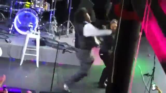 Afroman arrestato: ha tirato un pugno durante un concerto