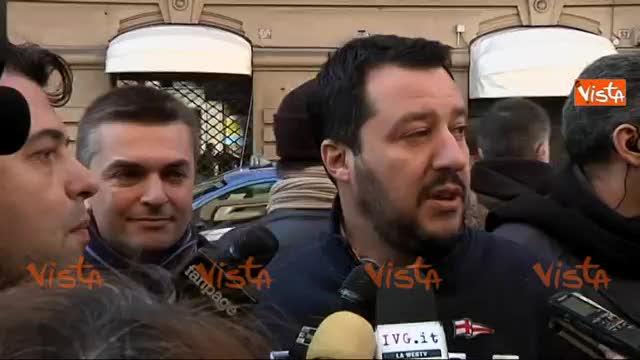 """Salvini: """"In Veneto Zaia non si tocca"""""""