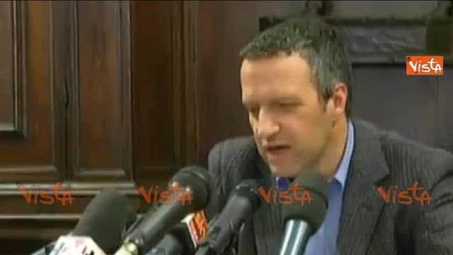"""Tosi: """"Salvini si è voluto liberare di me"""""""