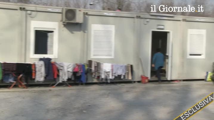 Il centro rom pagato dai cittadini