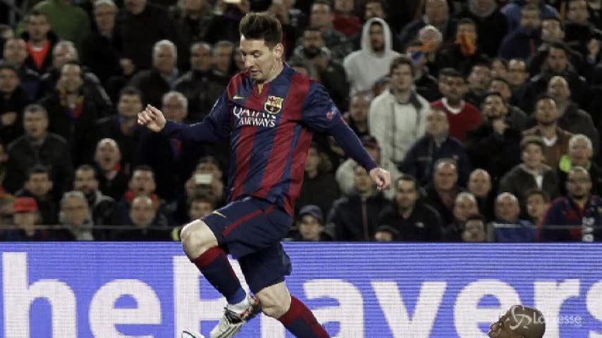 Ecco i Paperoni del calcio: Messi il più pagato, top 20 senza italiani