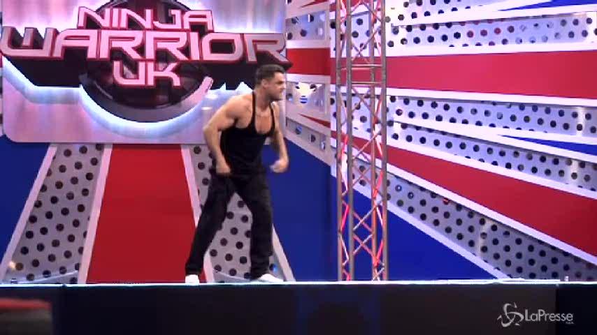 Nuovo show in tv: i concorrenti devono essere dei ninja