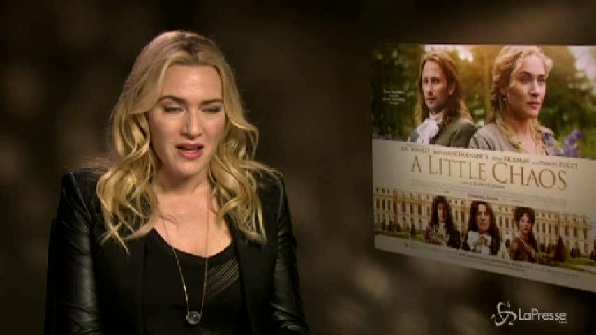 """Kate Winslet: """"Seno troppo prosperoso una lotta continua"""""""