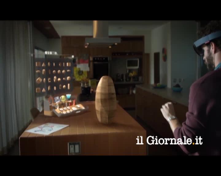 HoloLens, i visori per la realtà aumentata