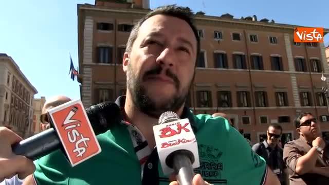 "Pensioni, Salvini: ""Renzi restituisca subito i soldi"""