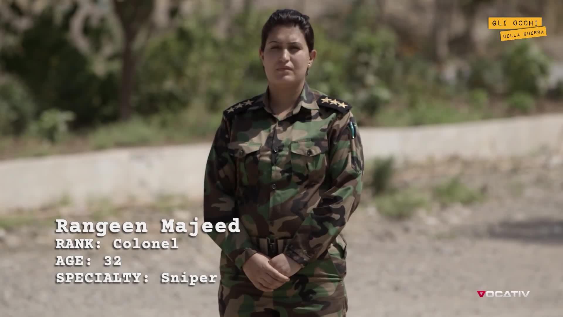 Coming soon: le donne peshmerga