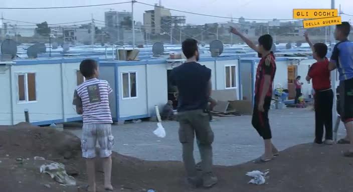 Tra i profughi cristiani di Erbil