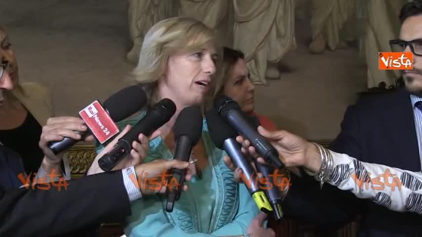 """Giannini: """"Molto soddisfatti della riforma"""""""