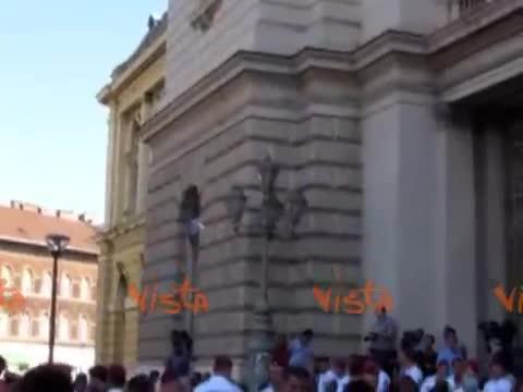 Budapest, stazione off limit per immigrati