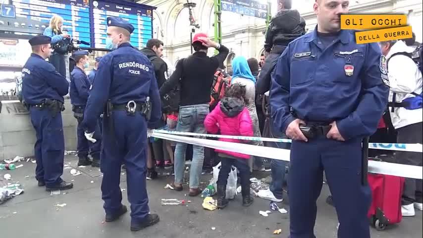 Ungheria, gli immigrati continuano a varcare i confini