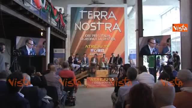 Atreju 2015: idee per l'Italia, l'Europa e la Destra