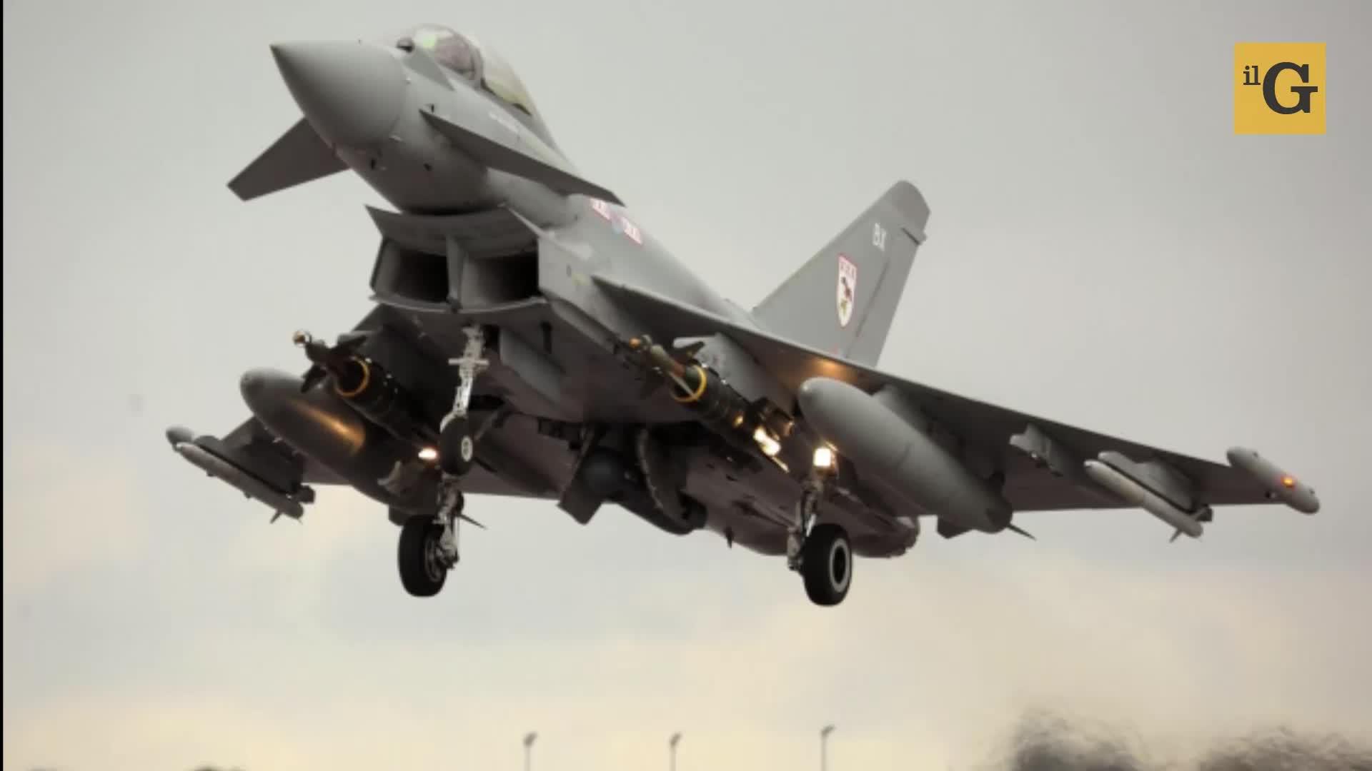 Così funziona il motore EJ200 che fa volare un Eurofighter