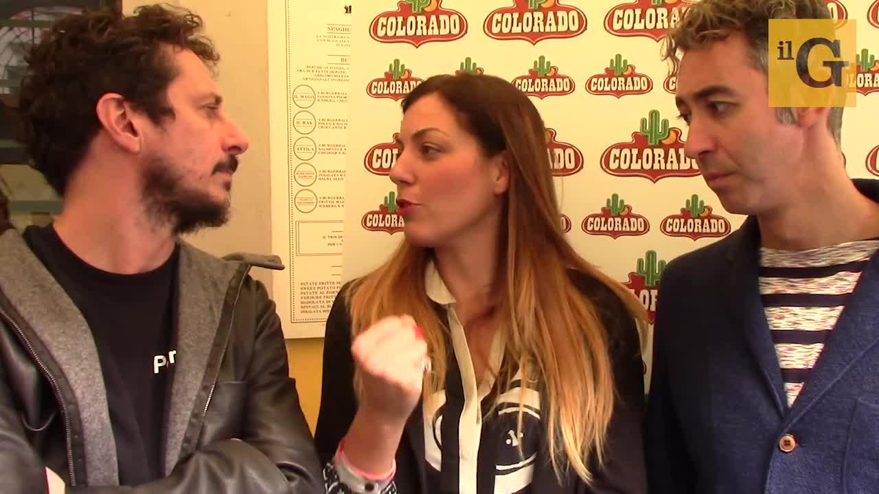 """Luca e Paolo: """"A Colorado siamo come i filippini"""""""