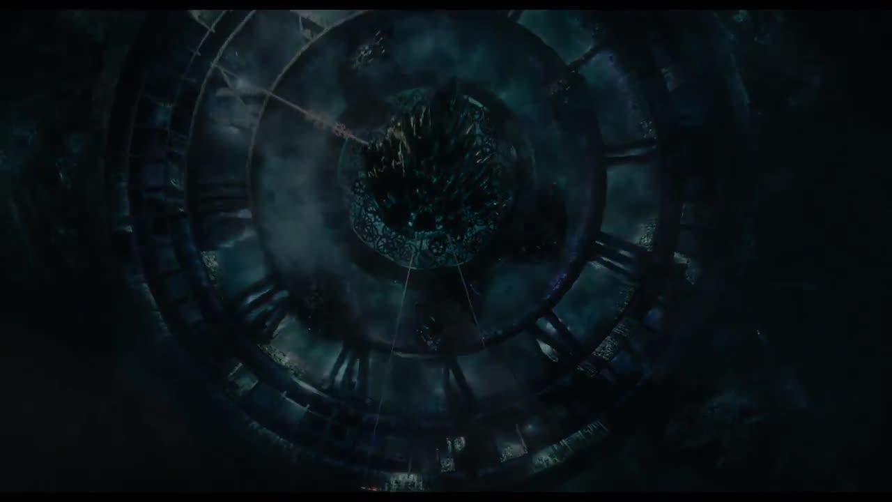 Alice Attraverso lo Specchio, il teaser trailer