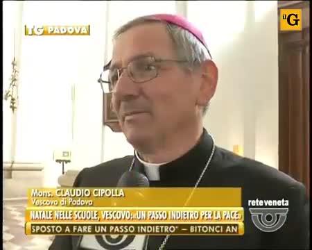 """Il Vescovo: """"Pronto a fare un passo indietro sulle nostre tradizioni"""""""