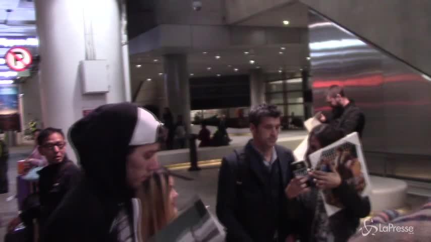 Patrick Dempsey rientra a Los Angeles per Natale