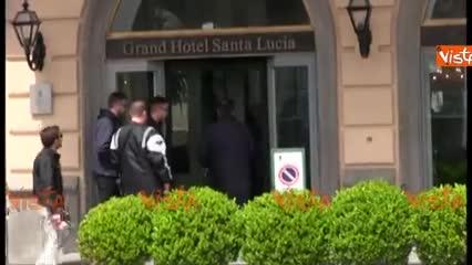 Scomparsa Casaleggio: Grillo va via dall'albergo in taxi