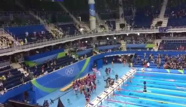 Olimpiade da dentro: si lavora per Detti bronzo