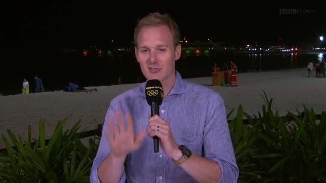 Rio, sesso sulla spiaggia va in diretta sulla Bbc