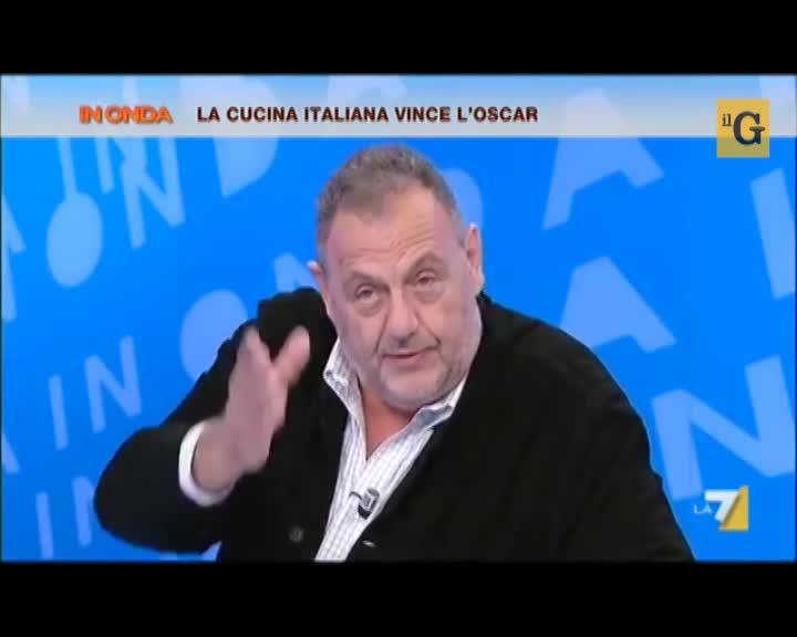 """Chef Vissani: """"I Vegani? Io li ammazzerebbe tutti!"""""""