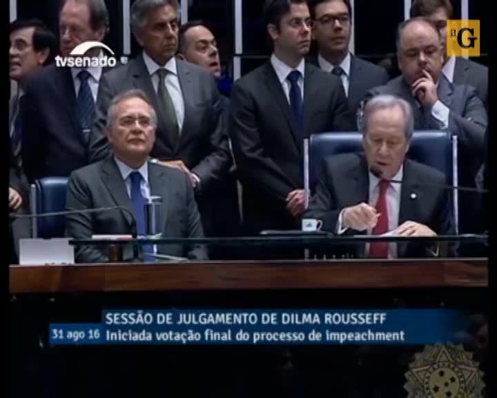 Brasile. Dilma Rousseff rimossa per impeachment