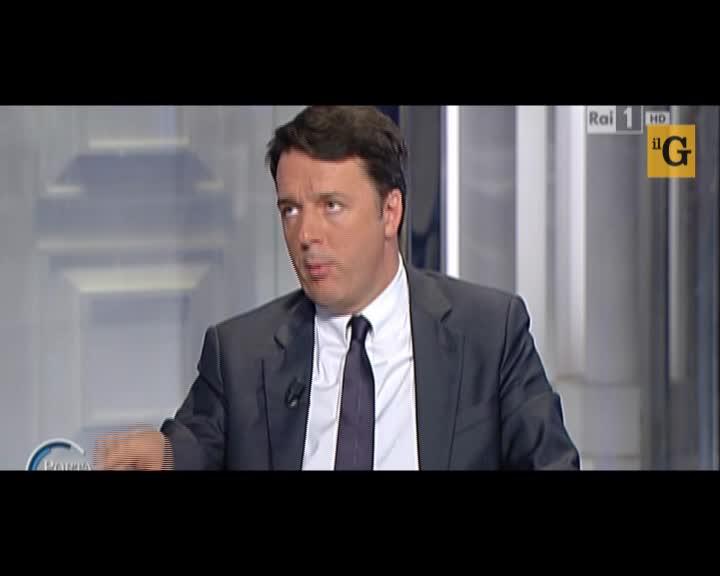 """Renzi a Padellaro: """"Sulle truffe bancarie avete dormito"""""""