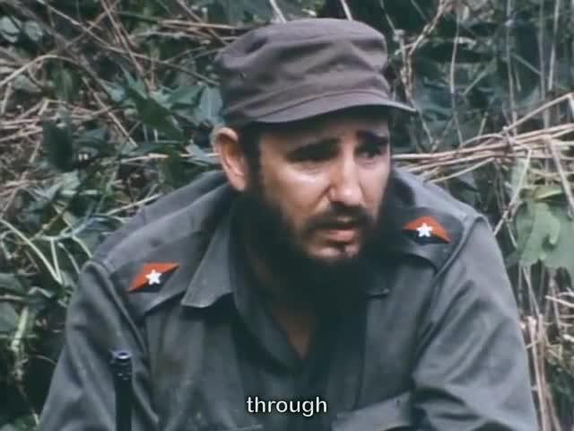 Fidel Castro si racconta nel 1967