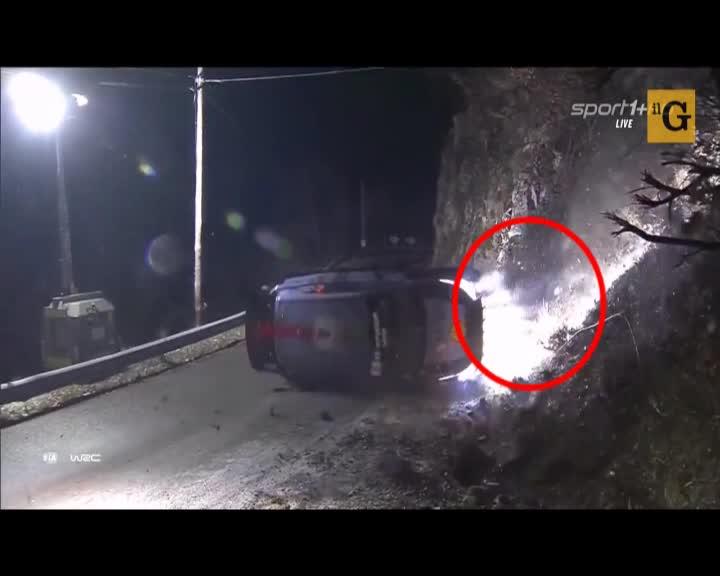 Rally di Monte Carlo. Spettatore ucciso da una vettura in gara