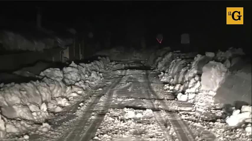 Abruzzo, dopo l'emergenza