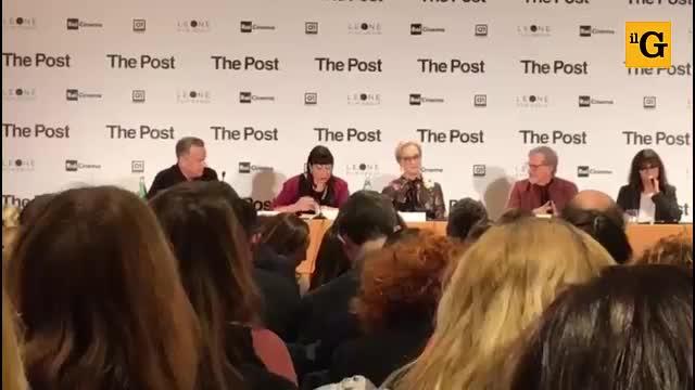 "Meryl Streep: ""Weinstein? L'aria è cambiata"""