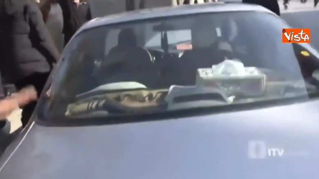 Kabul, l'arrivo dei feriti all'ospedale di Emergency