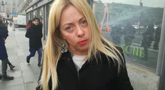 """La denuncia di Giorgia Meloni: """"A Pontedera negata piazza a Fdi"""""""