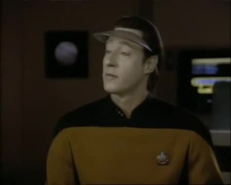 Hawking gioca a poker in Star Trek