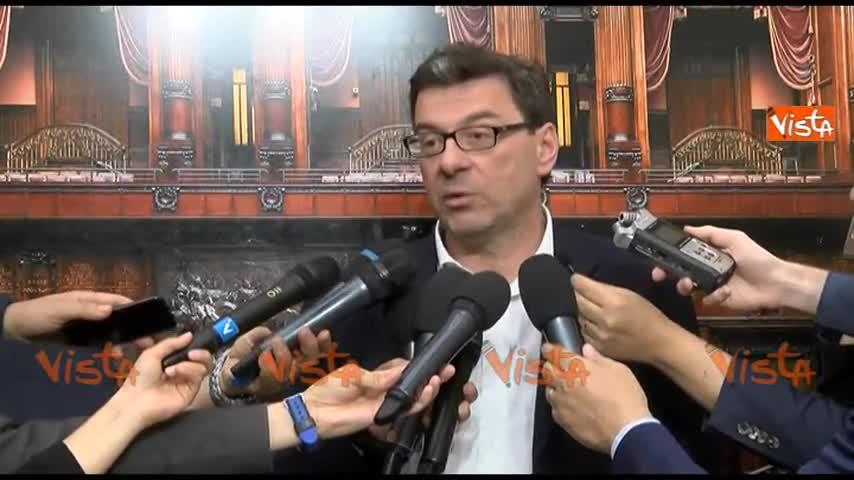 """''Rendere compatibile la presenza di M5s e FI in un governo politico"""""""