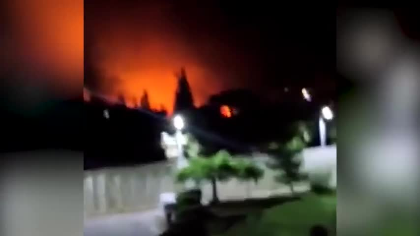 Siria, raid israeliano alle porte di Damasco