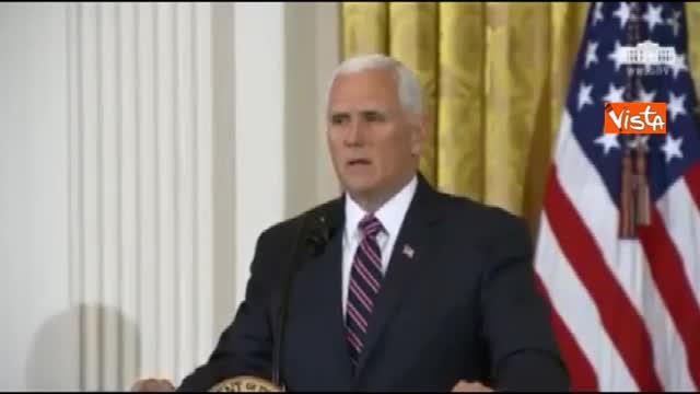 Sparatoria Texas, vicepresidente USA Pence: ''A studenti. familiari e insegnanti: siamo con voi''