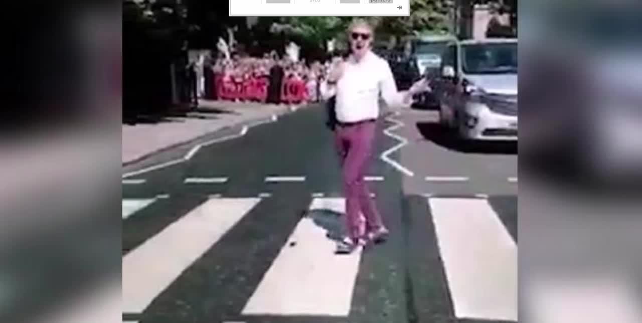 McCartney torna sulle strisce di Abbey Road: fans in delirio