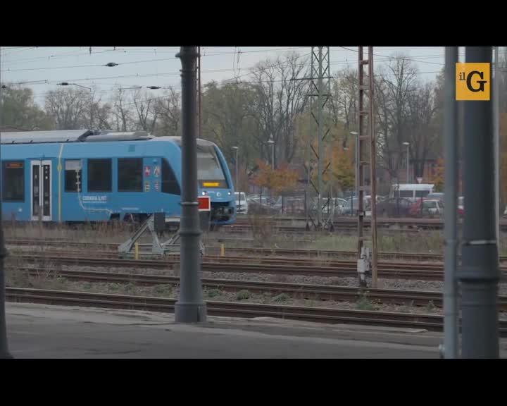 In Germania il primo treno a idrogeno che non inquina