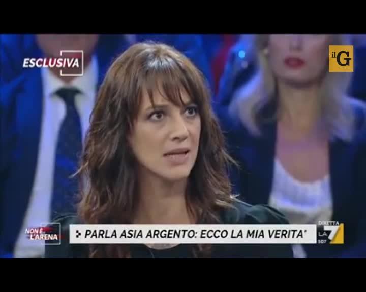 Asia Argento: Bennett, due minuti senza preservativo