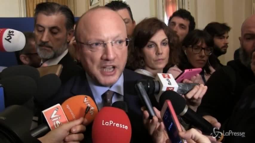 """Decreto fiscale, Boccia: """"Non conosco le manine del governo, no a condoni"""""""