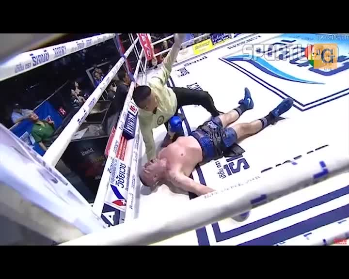 Muore sul ring Christian Daghio, leggenda del muay thay
