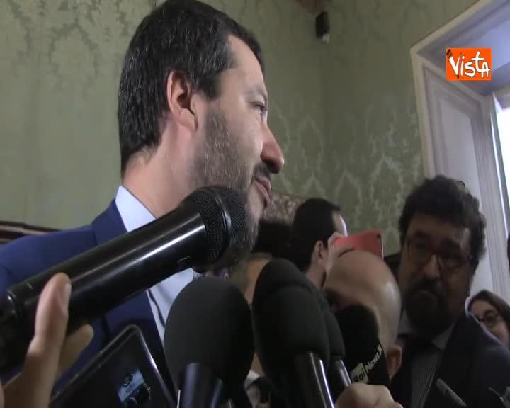 Elezioni midterm Usa, Salvini: ''Ho fatto i complimenti a Trump''