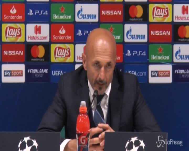 """Inter-Barça, Spalletti: """"Grande tenuta emotiva: siamo stati come San Siro ci voleva"""""""
